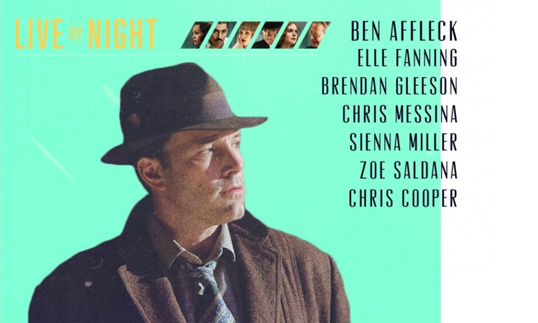 Live By Night: Ben Affleck's Storytelling Commitment and Directorial Generosity
