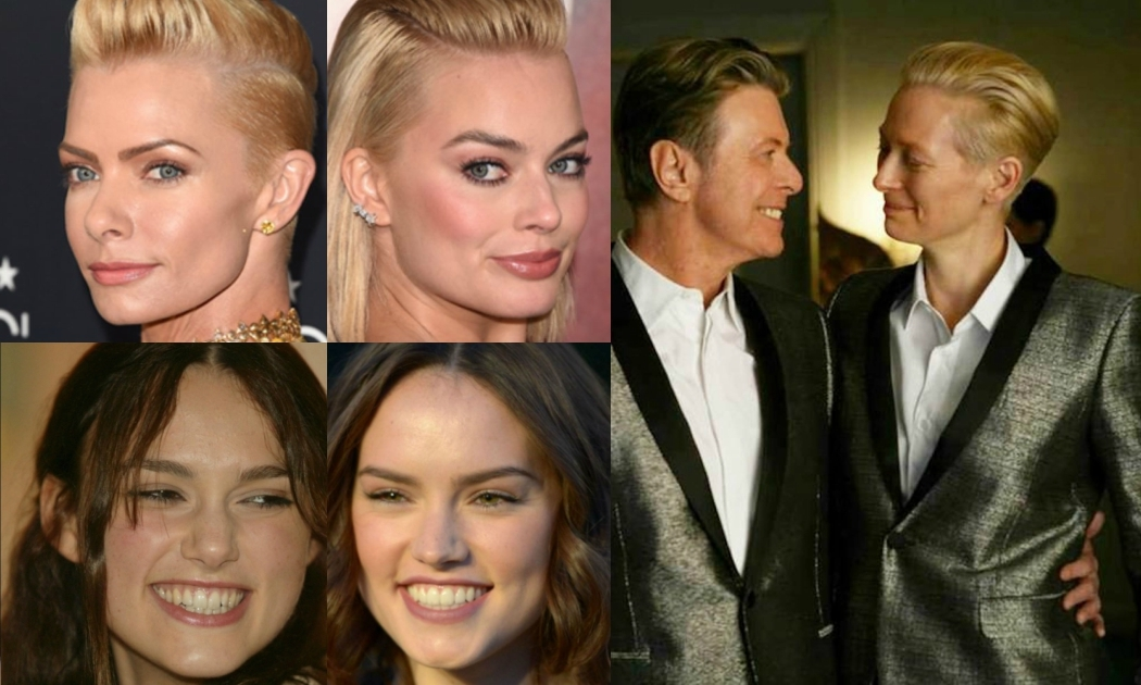 Guess Who? Celebrity Look-Alikes Round 1