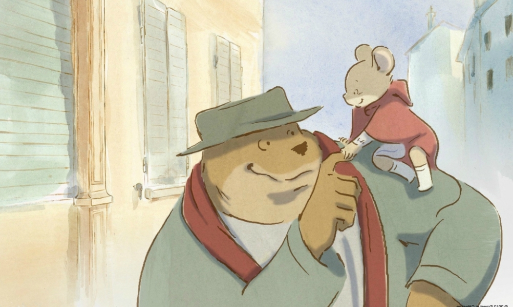 Ernest Clementine A Warm And Old Fashioned Animation Focused On Storytelling Ed Says Catchplay Hd Streaming Watch Movies And Tv Series Online