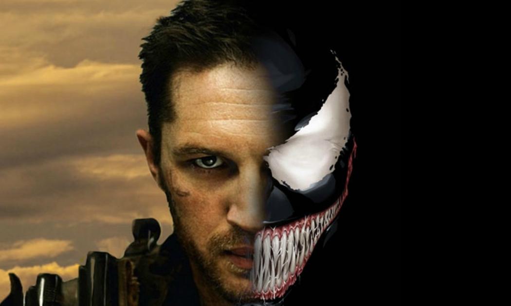 Heads up, Spiderman: Tom Hardy's Venom Movie is Coming