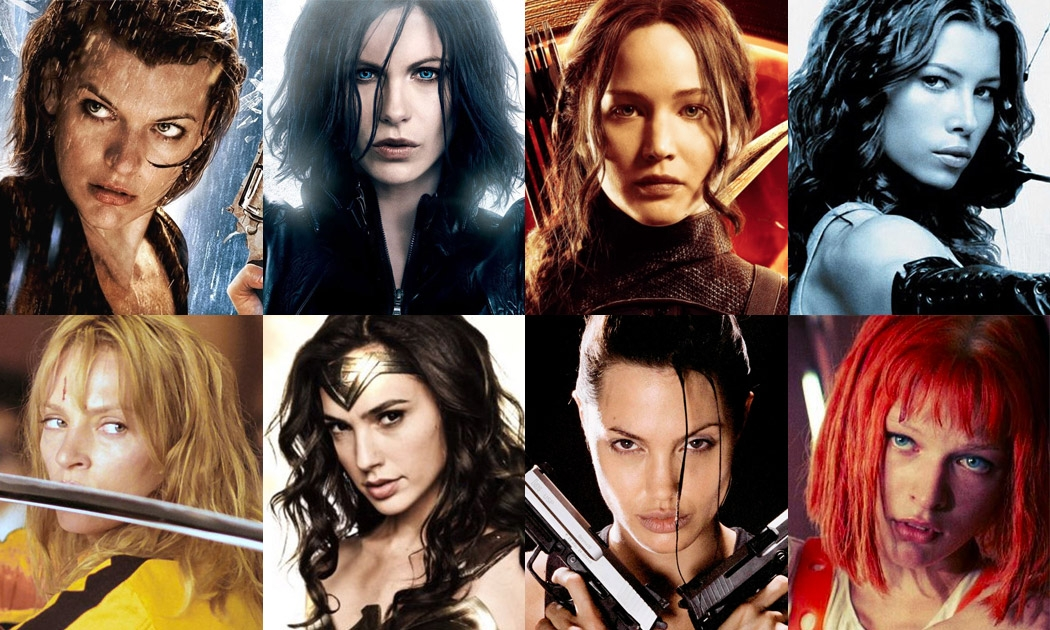 9 Action-packed Movies with Strong Female Leads