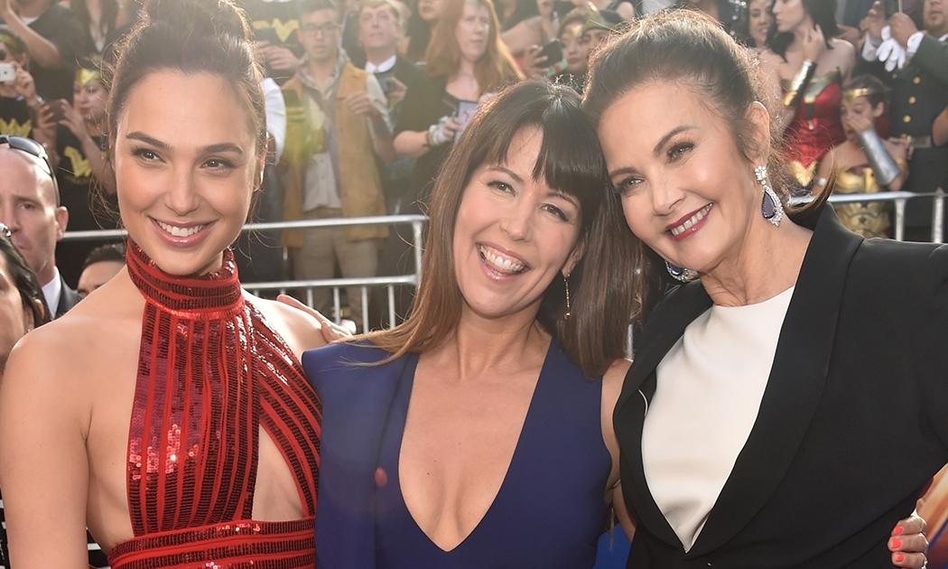 Terpanas di Hollywood: Gal Gadot, Patty Jenkins & Wonder Woman