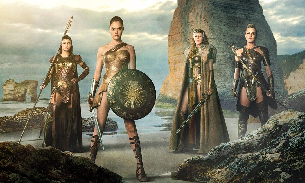 The Wonder Women of Wonder Woman