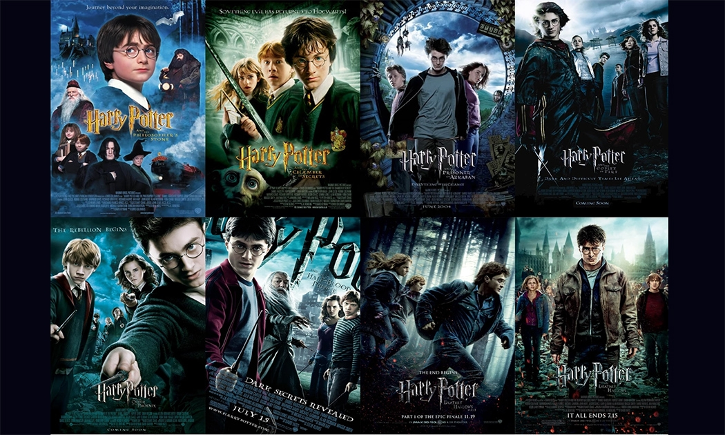 Harry Potter: From Print to Screen
