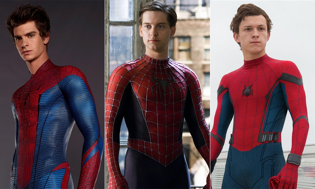 How Many Actors Does it Take to Play Spider-Man?