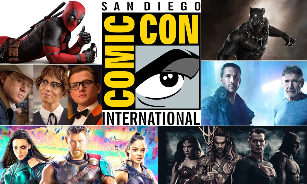 The Best at San Diego Comic-Con to Watch Out For