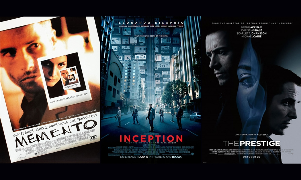The Films of Christopher Nolan: Storytelling at Its Best