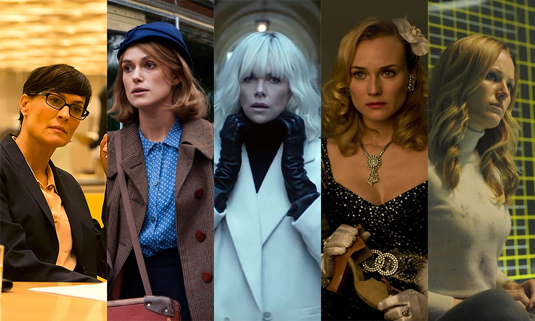 5 Female Spies in Movies That Absolutely Kicked Ass