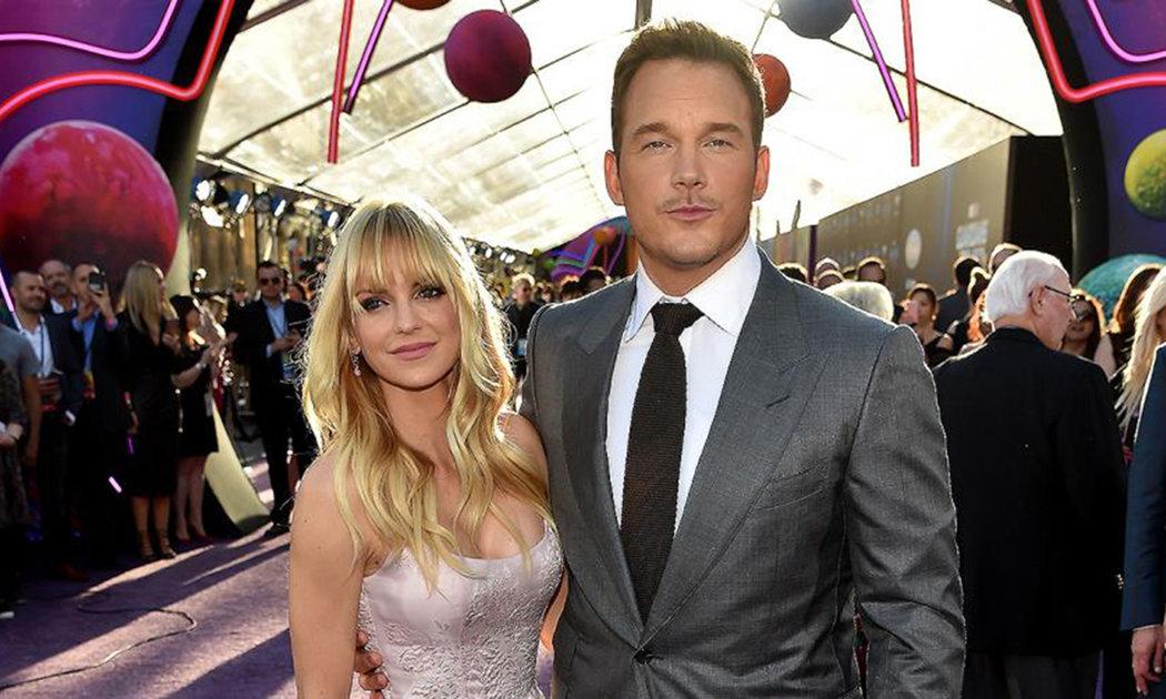 Chris Pratt - Anna Faris Cerai, Cinta telah Mati di Hollywood?