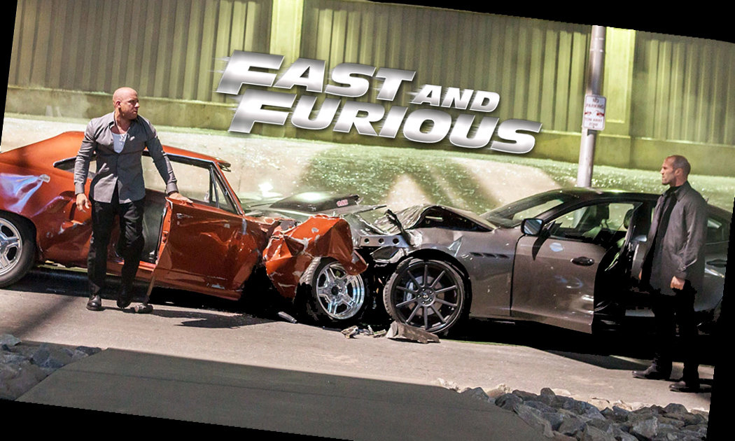 All the Nerve-Wracking Scenes from Fast and Furious Series!