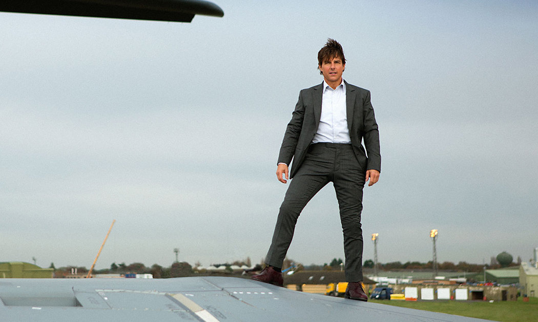Tom Cruise Belasan Kali Nyaris Mati di Lokasi Shooting