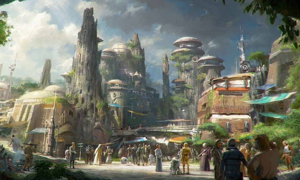 Riding the Movies: Movies Inspired Theme Park Attractions Part 3: Disney Attractions