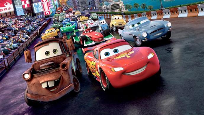 cars 1 full movie 2006