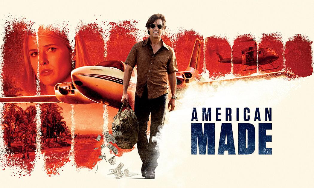 American Made- Six Fun Facts