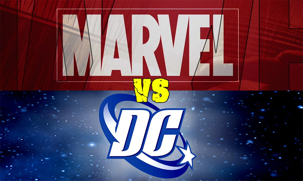 Marvel Vs DC: Unlikely Character Fights
