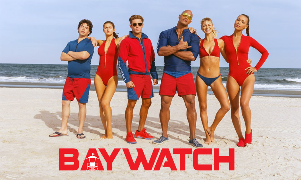 Baywatch: Easy on the Eye