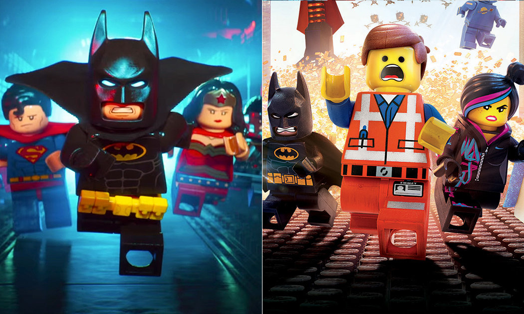 5 Reasons Why We Love LEGO Movies