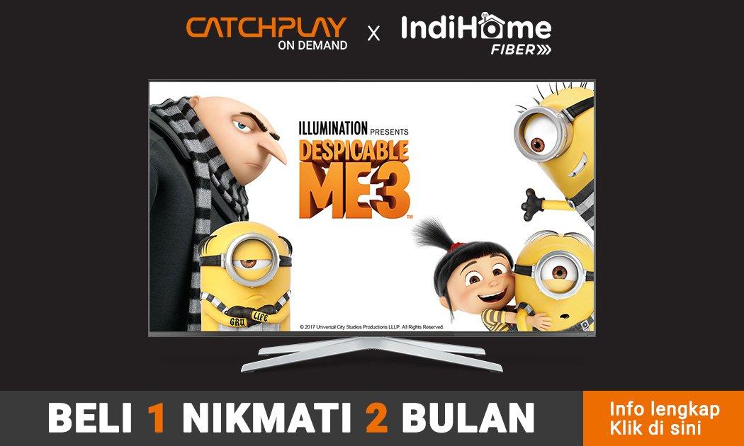 Promo Indihome Komentar Ed Catchplay Streaming Online Film Dan Drama Serial Full Hd