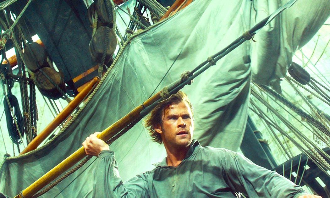《白鯨傳奇:怒海之心》驚濤駭浪裡的真實冒險