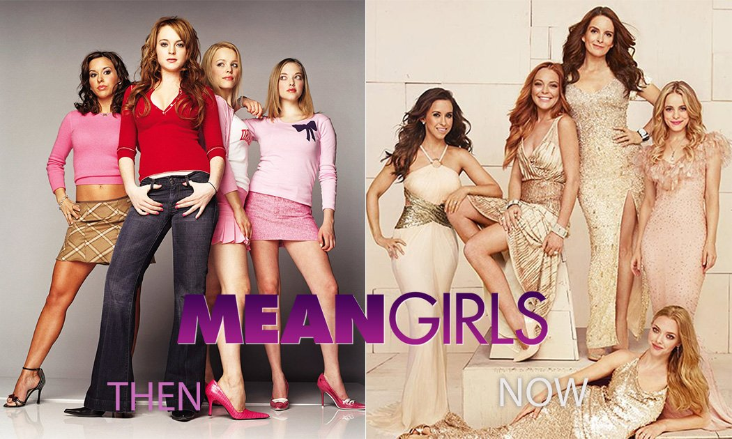 Mean Girls: Then and Now
