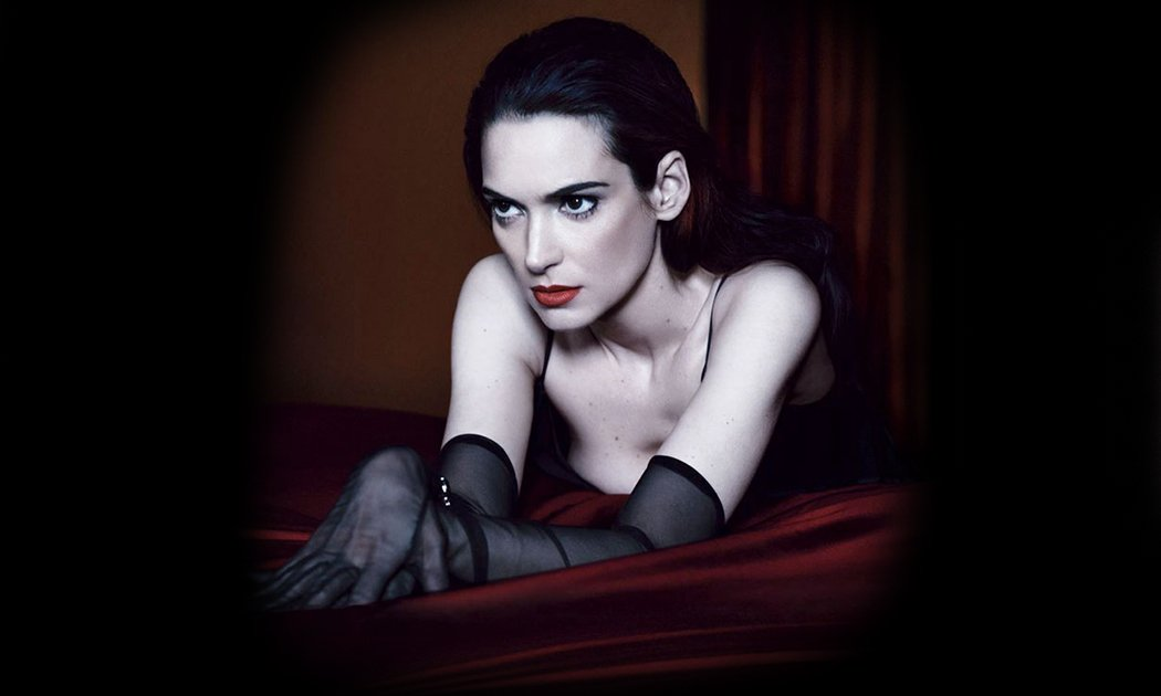 WINONA RYDER, Icon, Interrupted