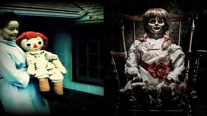 Boneka cewek dengan ciri khas rambut kepang dua ini awalnya muncul di The  Conjuring (2013). Kisahnya tentang boneka yang dirasuki roh jahat dan  dihadapi ... 19c93de0f5