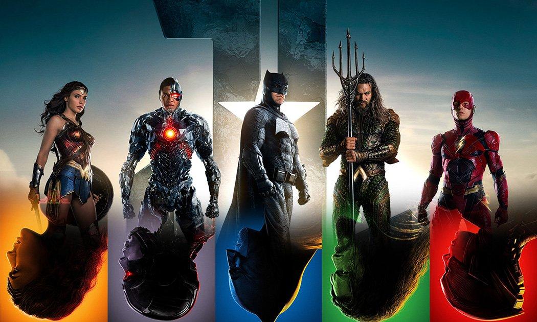Yang Mungkin Anda Lewatkan dari Justice League