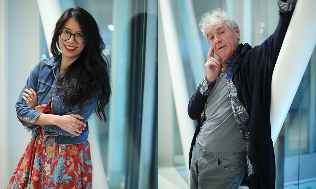 SGIFF: In Conversation with The White Girl directors Christopher Doyle and Jenny Suen