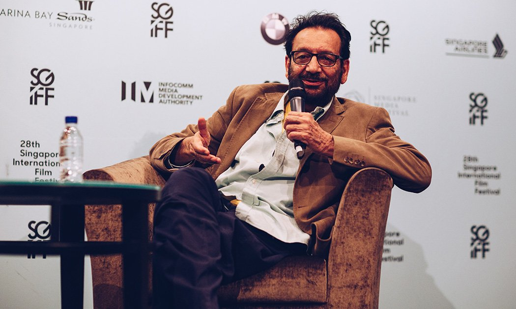 SGIFF: Interview with Shekhar Kapur, Director of Bandit Queen and Elizabeth