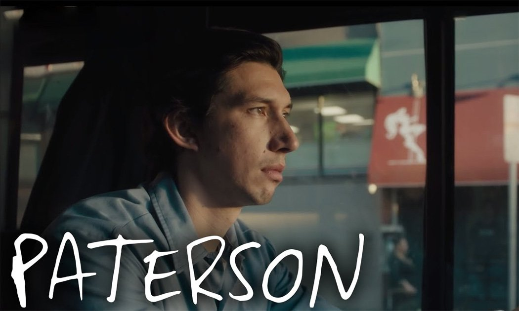 A Look at Paterson and Appreciating life and poetry with Jim Jarmusch