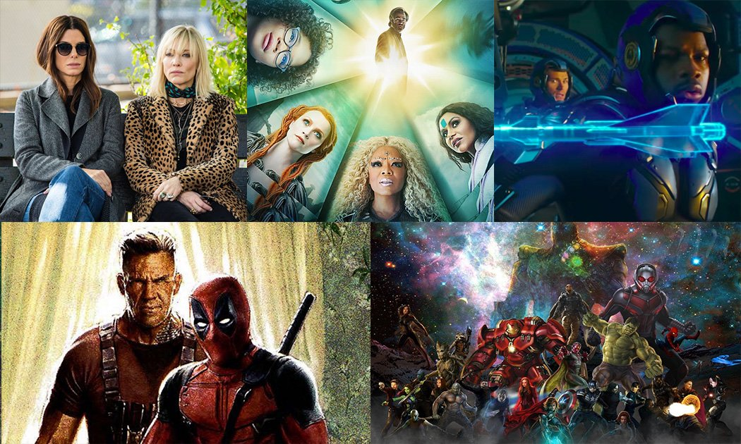 The Top 10 Films to Look Forward To In 2018 Part 2