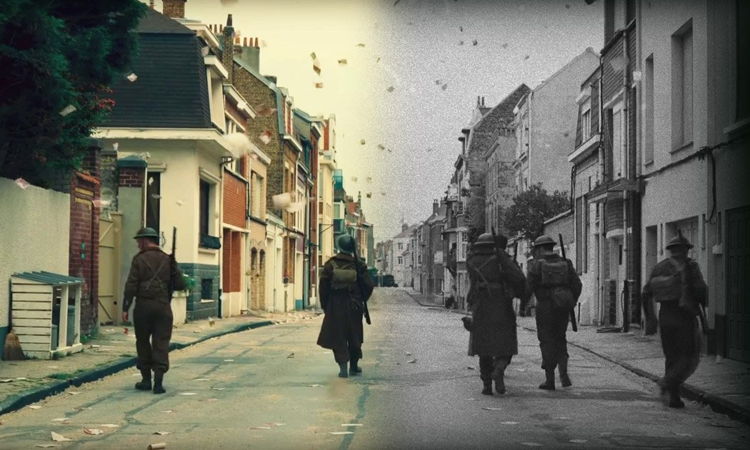 Dunkirk: Does Justice to Archive Footage and Still as Powerful as a Silent Movie
