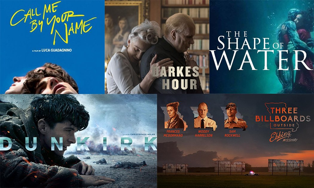 Announcing… The BAFTA 2018 Nominees