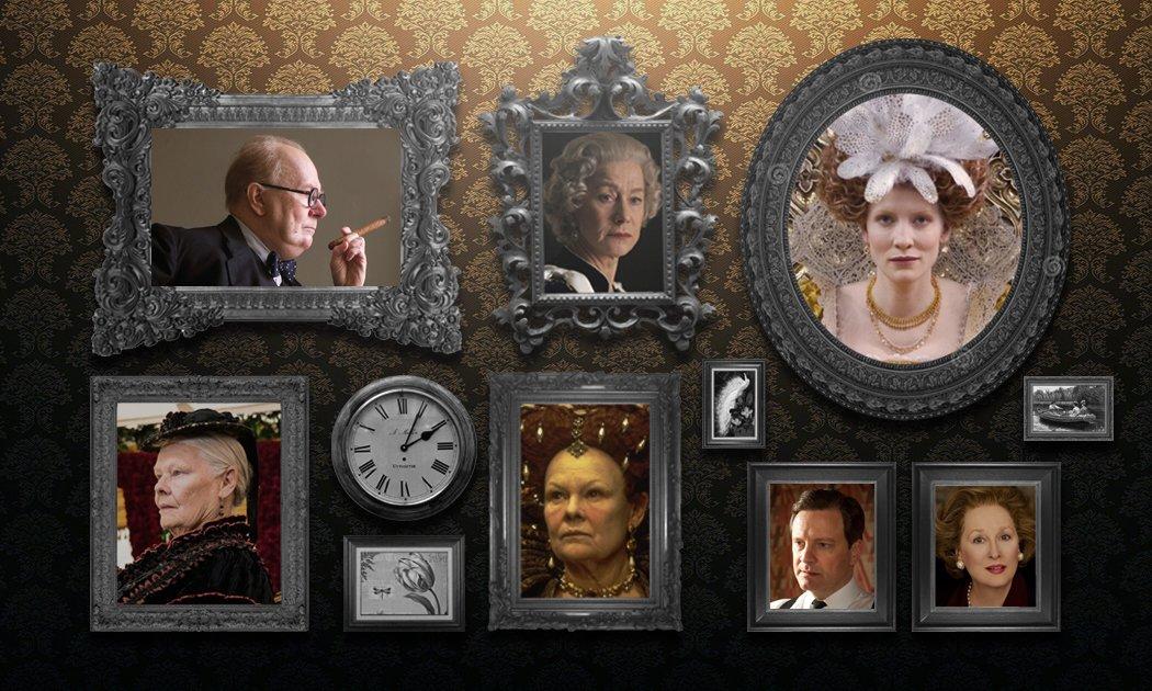 奧斯卡超愛英國王室? 盤點歷屆奧斯卡英國政壇大咖