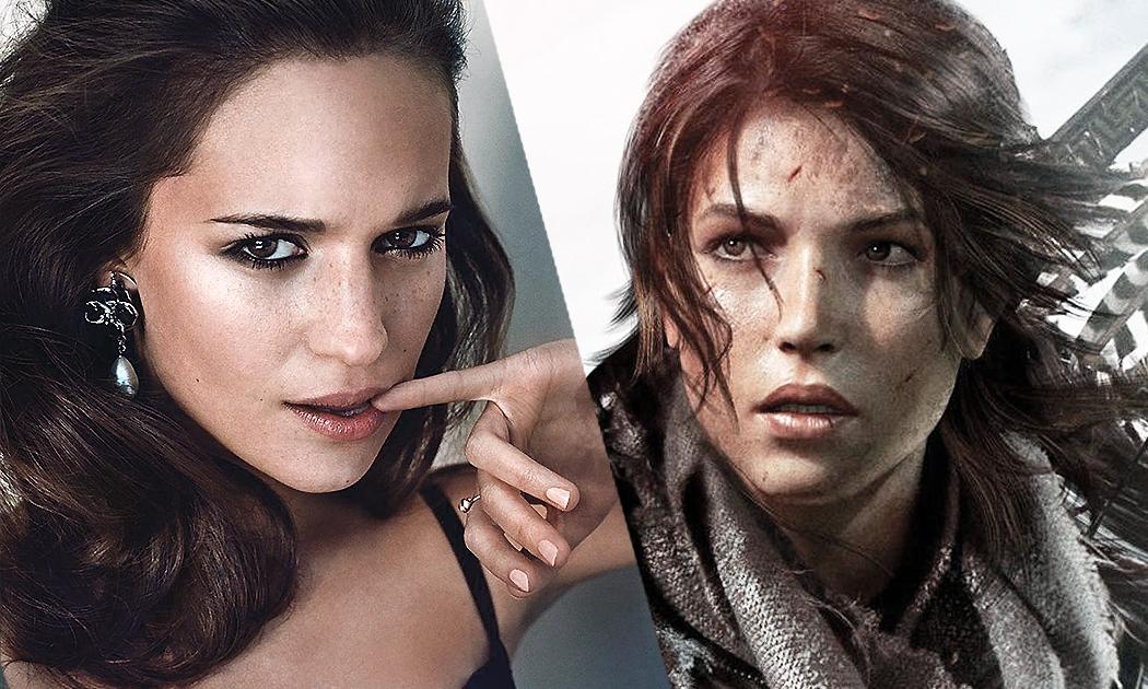 新版《古墓奇兵》蘿拉敲定 《丹麥女孩》艾莉西亞維坎德重裝上陣