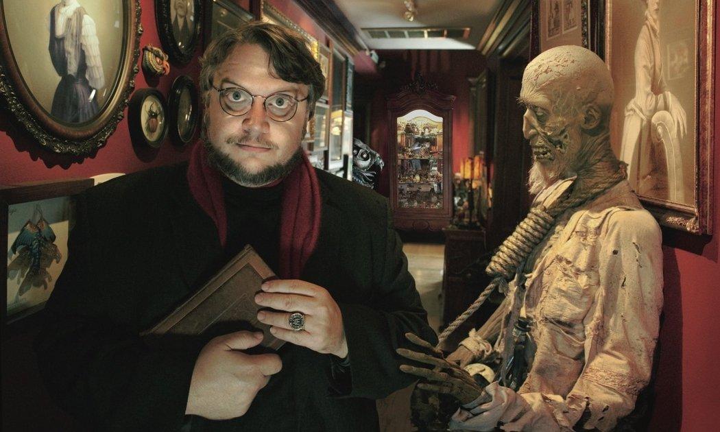 Inside the Head of Guillermo del Toro