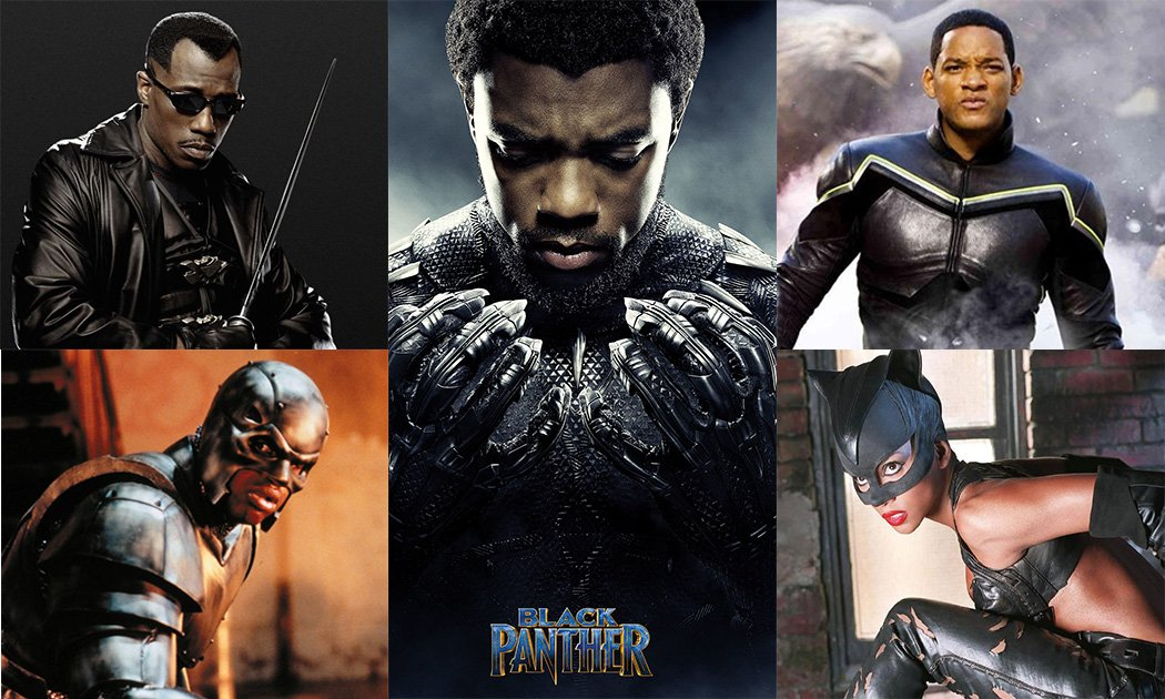 Celebrating Superheroes of African Descent