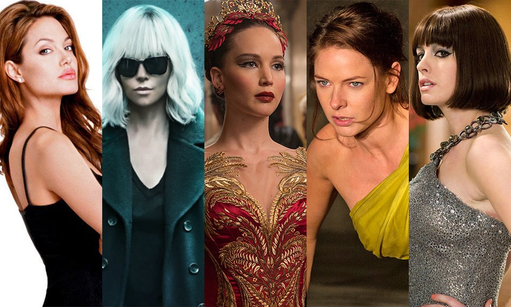 Who are the Most Stylish Female Movie Spies?