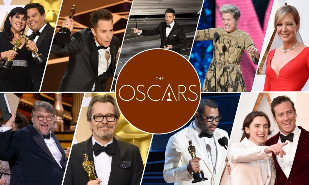 Academy Awards 2018- The Results!