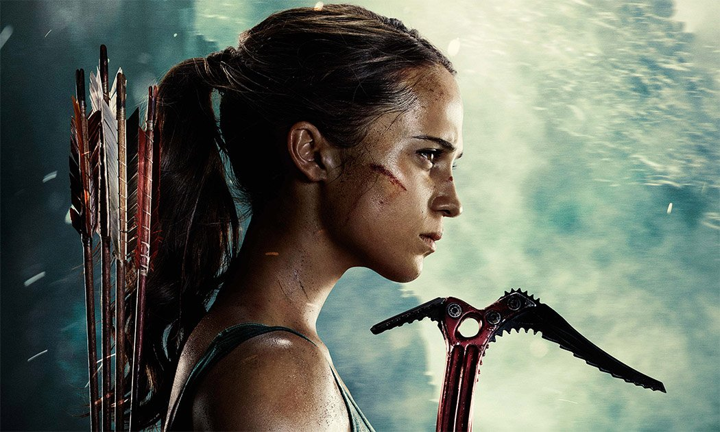 Grab Your Popcorn: What Happens if We Cast All of Brad Pitt's Exes as the Tomb Raider?