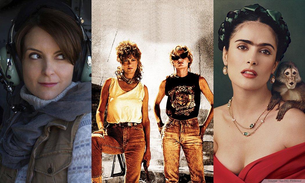 12 Film Perempuan Pilihan