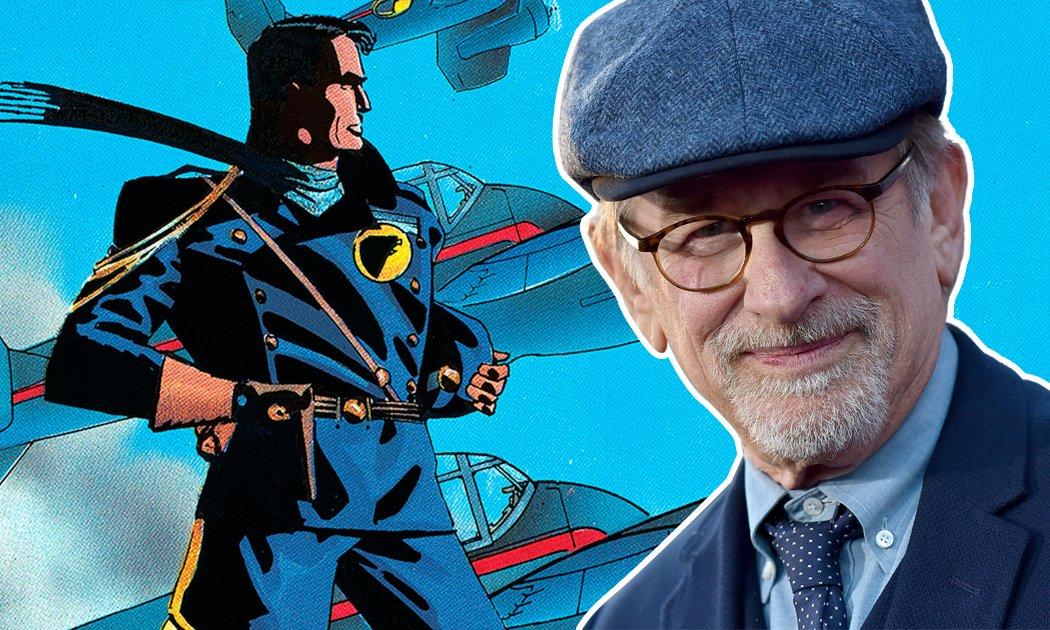 《一級玩家》助史匹柏登百億名導第一人 新片拯救DC挑戰超級英雄《黑鷹》