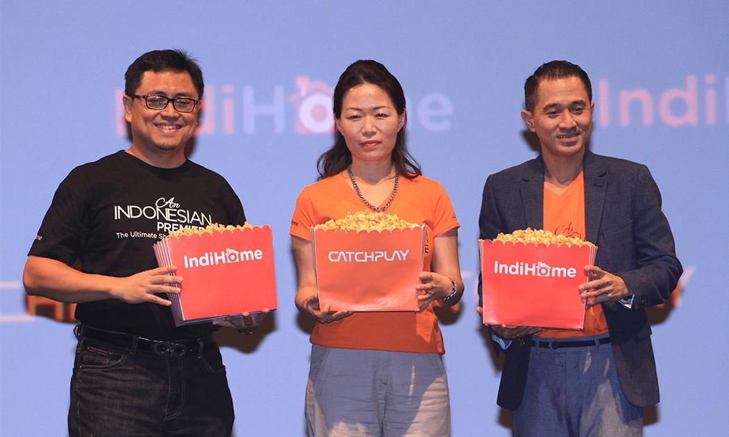CATCHPLAY全新影音服務於印尼正式上線