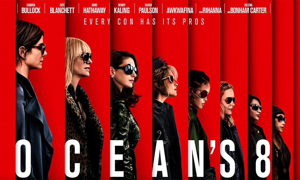 Get to Know the Characters in Ocean's 8