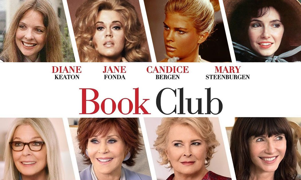 Getting to Know the Women of Book Club - Then & Now
