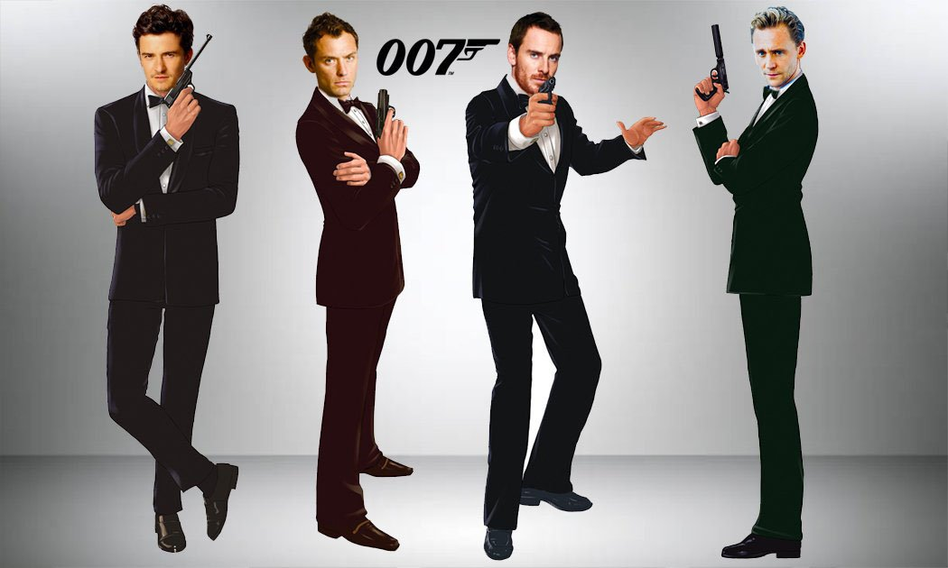 Which 5 Actors Could Take on Bond?