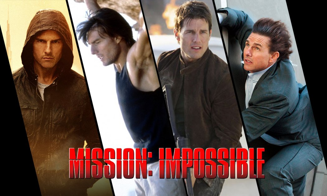 Tom Cruise's Top 5 Most Outrageous Stunts from the Mission Impossible Series