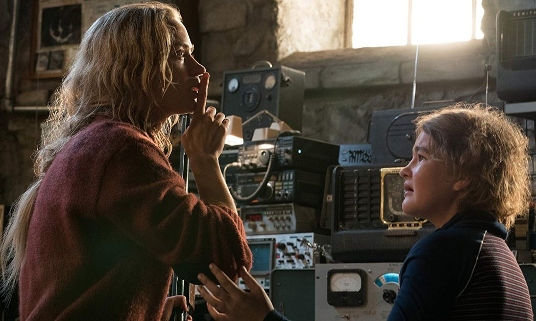 A QUIET PLACE 2, is Getting Quieter!