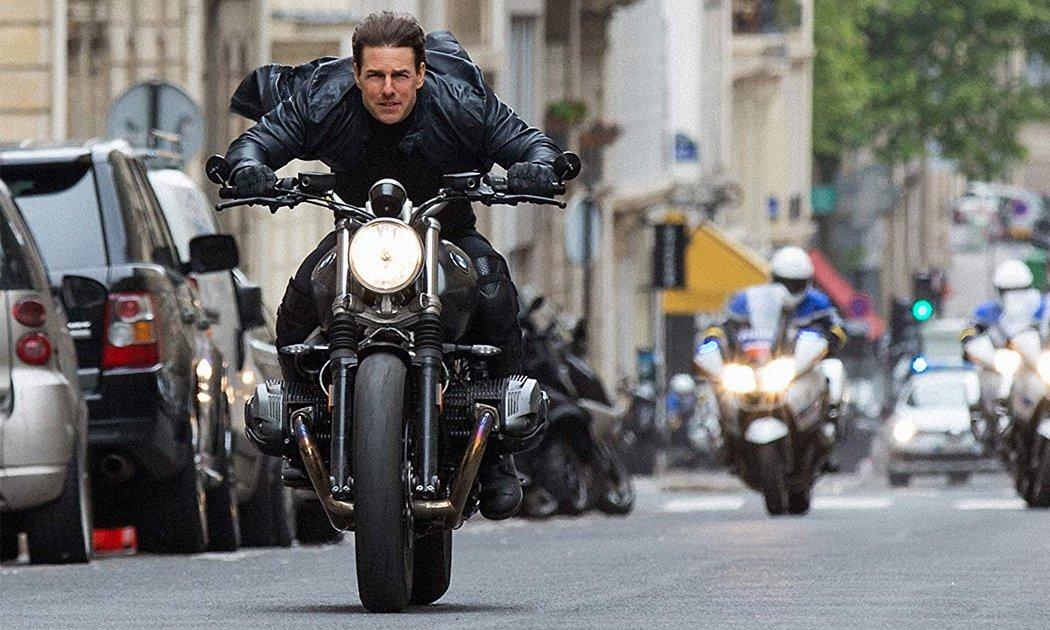 MISSION IMPOSSIBLE: FALLOUT, Aksi Terbaik Tom Cruise