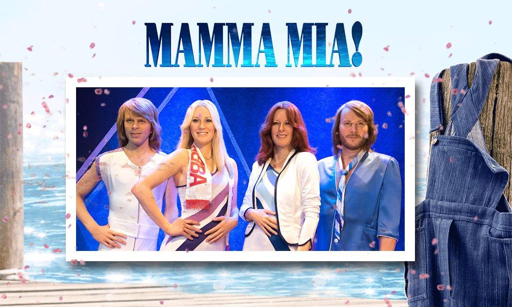 《媽媽咪呀!》的親生父母是他們!跟著「阿爸」級ABBA合唱團歌舞青春